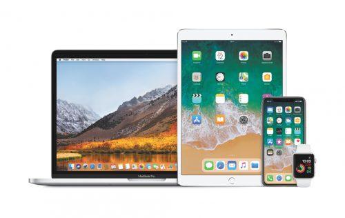MacBook iPad iPhone Apple Watch Inter-Actif